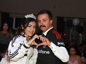 Siyah beyaz bir aşk hikayesi