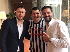 Beşiktaş'ımız, Medel transferini açıkladı
