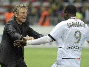 Aboubakar transferinde Rennes engeli!