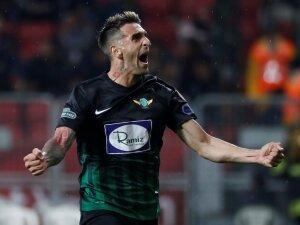 Türkiye Kupası'nda kazanan Akhisarspor!