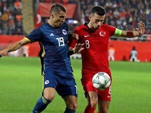 Bosna Hersek maçında gol sesi çıkmadı