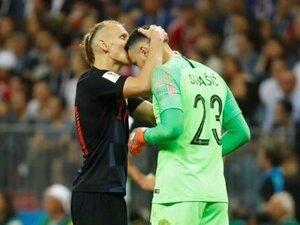 Domagoj Vida maç sonu özür diledi