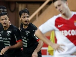 Hatem Ben Arfa, Monaco'yu ağlattı