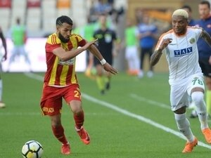 Beşiktaşımıza ikinci Alanyasporlu!