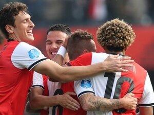Feyenoord güle oynaya kazandı
