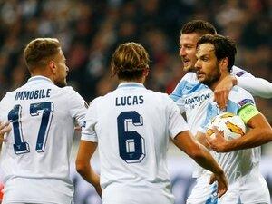 Lazio iç sahada bir başka