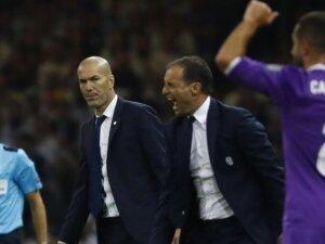 Zidane Juventus'a, Allegri Inter'e...