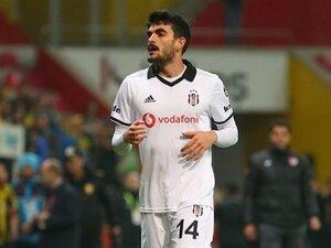 Beşiktaşımızda ayrılık! 1.5 sene kiralandı...
