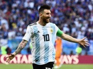 Messi, milli takıma geri dönüyor!